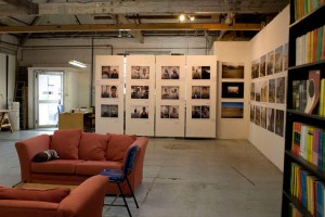 Project space exhibition (2)