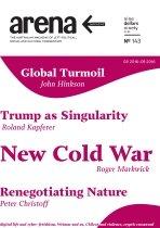 Arena Magazine cover: issue 143