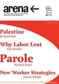 Arena magazine cover: Issue 126