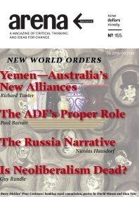 Arena Magazine 155