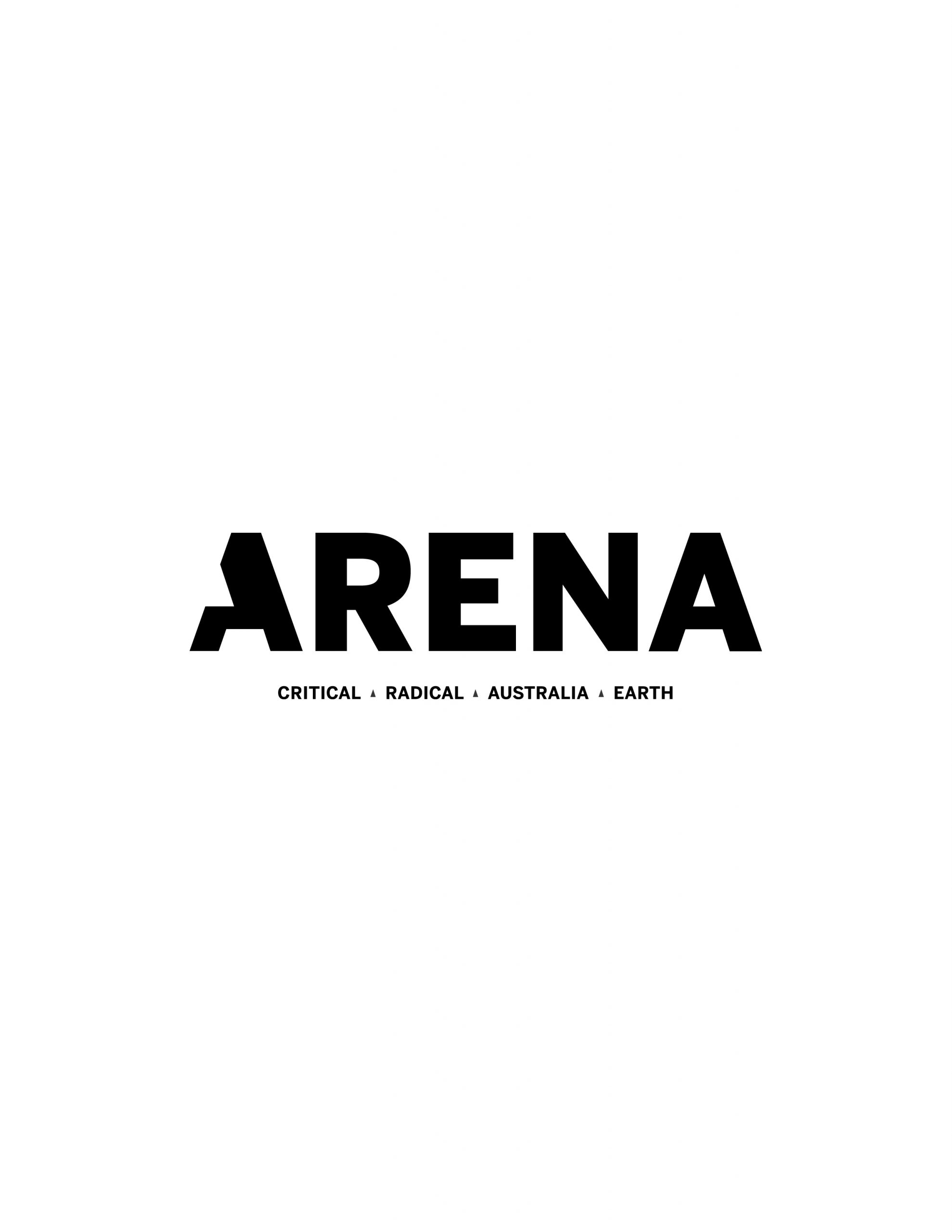 Arena Magazine issue no. 158, 2019 cover image