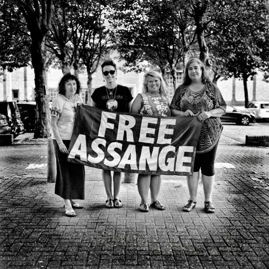 Kafka Sunday Morning, Coming Down: Why Julian Assange is still caged – Arena